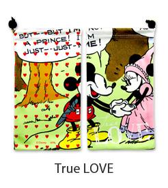 True LOVE ミッキー ミニー ディズニー