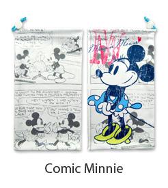 Comic Minnie ミニー ディズニー