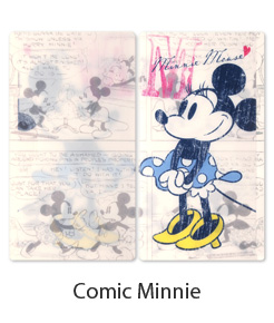 Comic Minnie