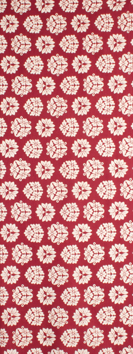 花キューブ(赤)